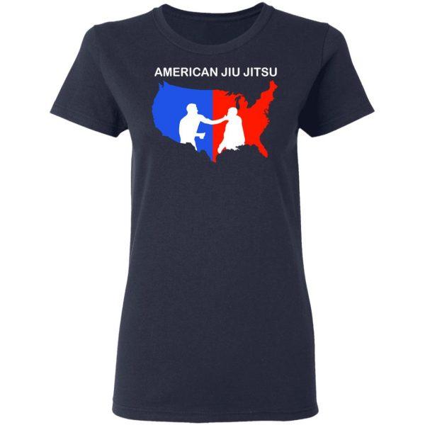 American Jiu Jitsu Shirt, Hoodie, Tank Apparel 9