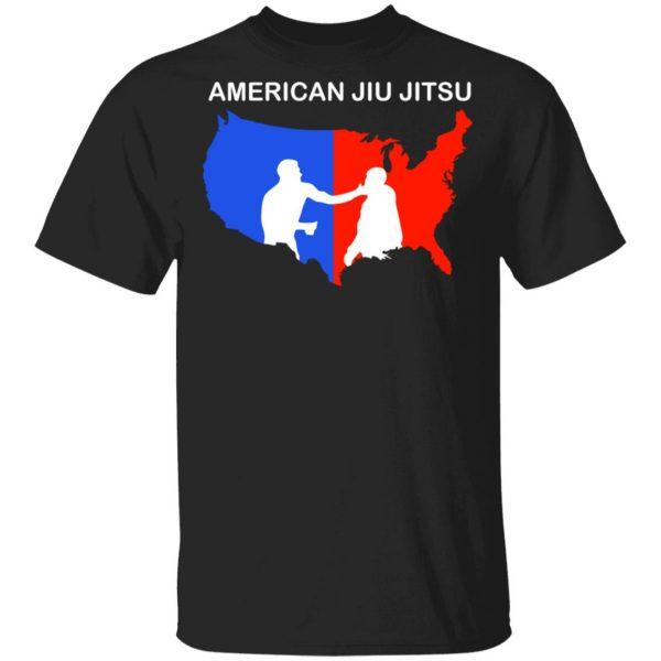 American Jiu Jitsu Shirt, Hoodie, Tank Apparel 3
