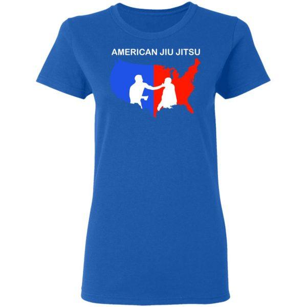 American Jiu Jitsu Shirt, Hoodie, Tank Apparel 10