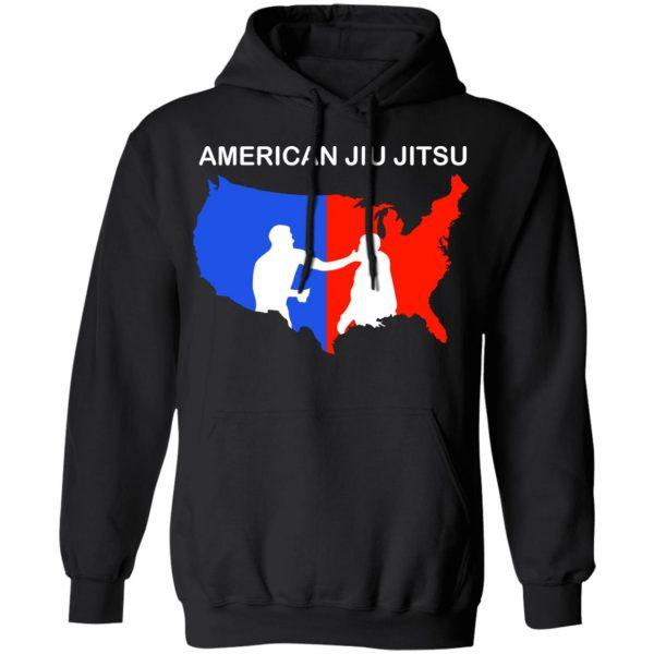 American Jiu Jitsu Shirt, Hoodie, Tank Apparel 11