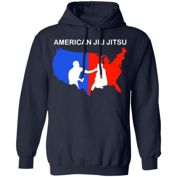 American Jiu Jitsu Shirt, Hoodie, Tank Apparel 12