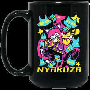 A Hat in Time Nyakuza Metro Long Mug Coffee Mugs 2