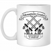 A Hat in Time Nyakuza Metro Long Mug Coffee Mugs