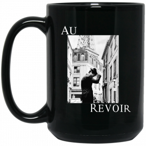 Au Revoir Neal Caffrey Mug Coffee Mugs 2