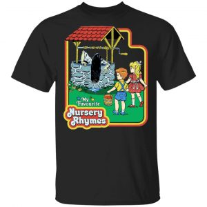 My Favorite Nursery Rhymes Shirt, Hoodie, Tank Apparel