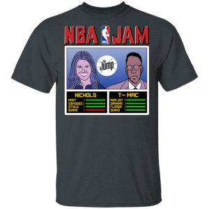 NBA Jam The Jump Nichols TMac Shirt, Hoodie, Tank Apparel