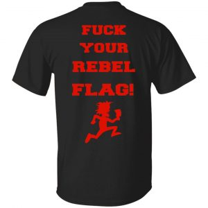 ICP Fuck Your Rebel Flag Red Version Shirt, Hoodie, Tank Apparel 2