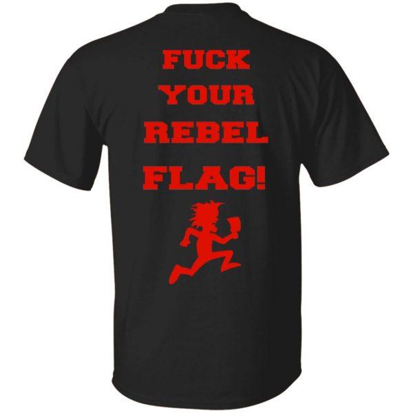 ICP Fuck Your Rebel Flag Red Version Shirt, Hoodie, Tank Apparel 4