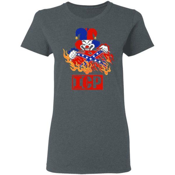 ICP Fuck Your Rebel Flag Red Version Shirt, Hoodie, Tank Apparel 13