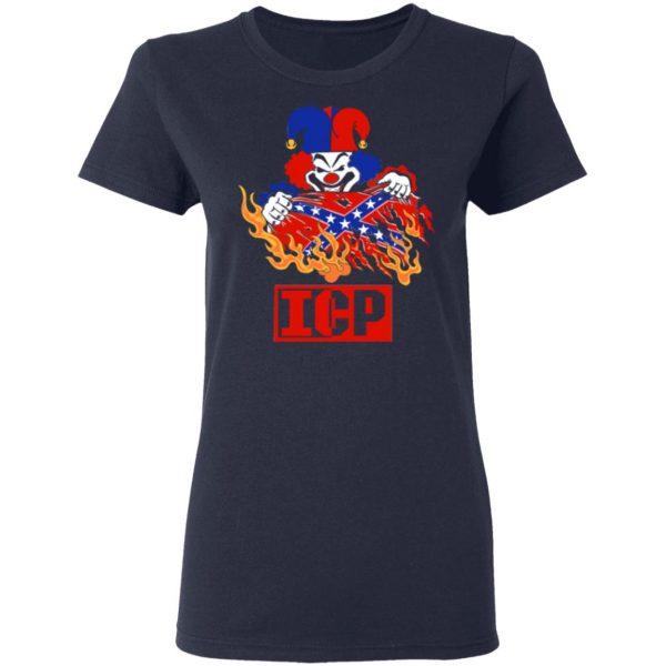 ICP Fuck Your Rebel Flag Red Version Shirt, Hoodie, Tank Apparel 15