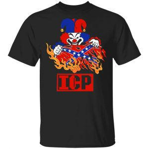 ICP Fuck Your Rebel Flag Red Version Shirt, Hoodie, Tank Apparel
