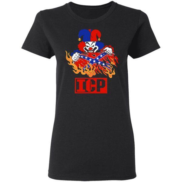 ICP Fuck Your Rebel Flag Red Version Shirt, Hoodie, Tank Apparel 11