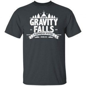 Gravity Falls A Summer Of Mystery Oregon USA Shirt, Hoodie, Tank Apparel 2