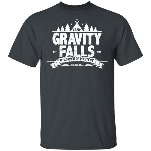 Gravity Falls A Summer Of Mystery Oregon USA Shirt, Hoodie, Tank Apparel 4
