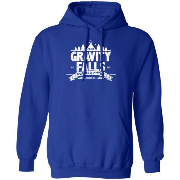 Gravity Falls A Summer Of Mystery Oregon USA Shirt, Hoodie, Tank Apparel 14