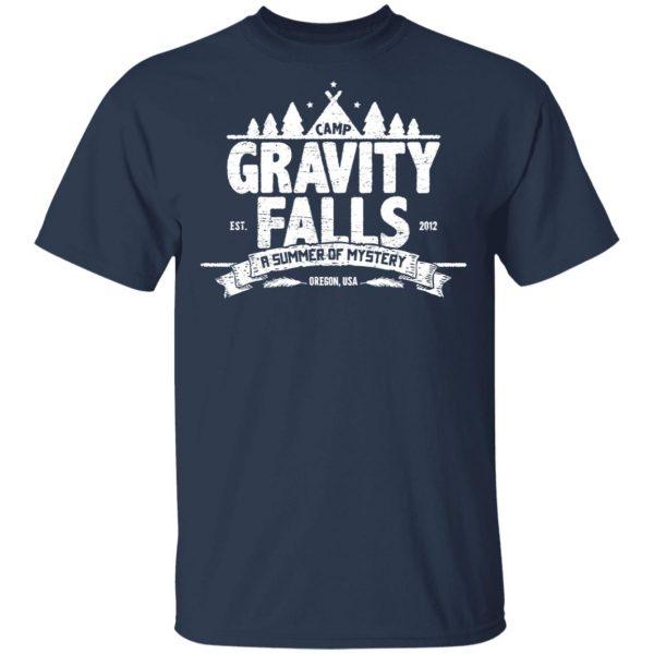Gravity Falls A Summer Of Mystery Oregon USA Shirt, Hoodie, Tank Apparel 5