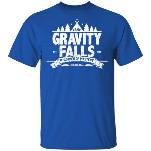 Gravity Falls A Summer Of Mystery Oregon USA Shirt, Hoodie, Tank Apparel 6