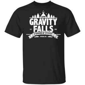Gravity Falls A Summer Of Mystery Oregon USA Shirt, Hoodie, Tank Apparel