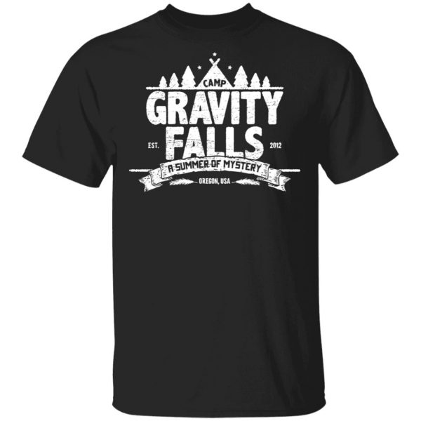 Gravity Falls A Summer Of Mystery Oregon USA Shirt, Hoodie, Tank Apparel 3