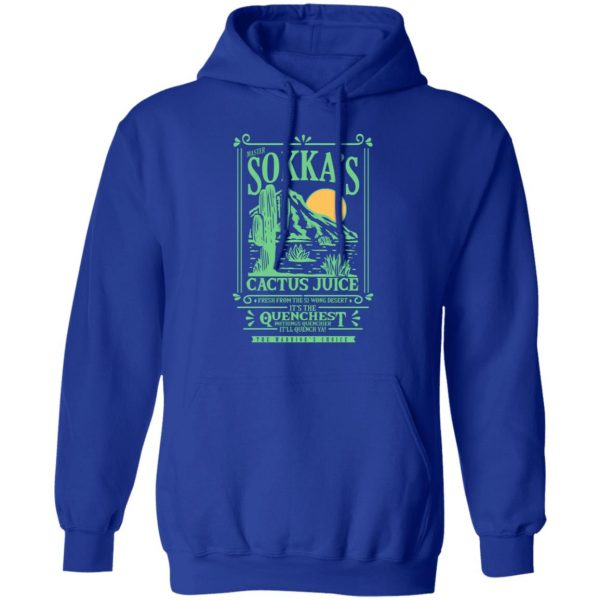 Master Sokka's Cactus Juice It's The Quenchest Nothing Quenchier Shirt, Hoodie, Tank Apparel 14