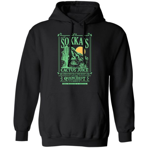 Master Sokka's Cactus Juice It's The Quenchest Nothing Quenchier Shirt, Hoodie, Tank Apparel 11