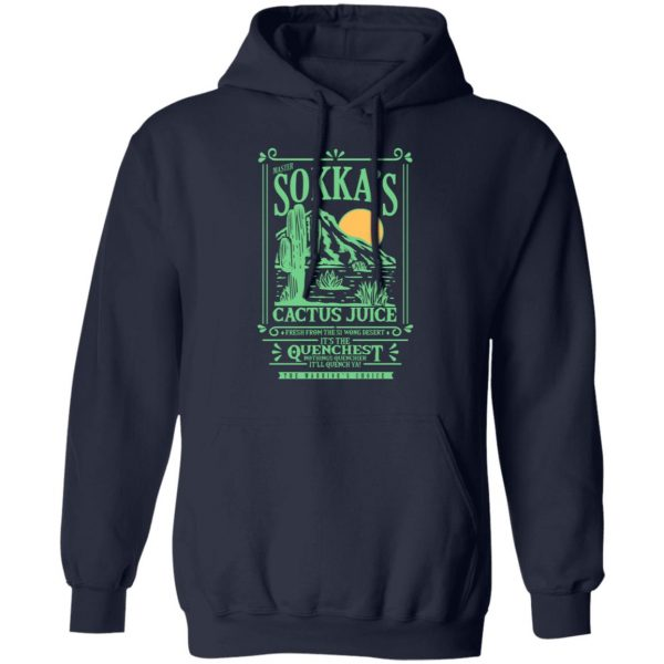 Master Sokka's Cactus Juice It's The Quenchest Nothing Quenchier Shirt, Hoodie, Tank Apparel 12