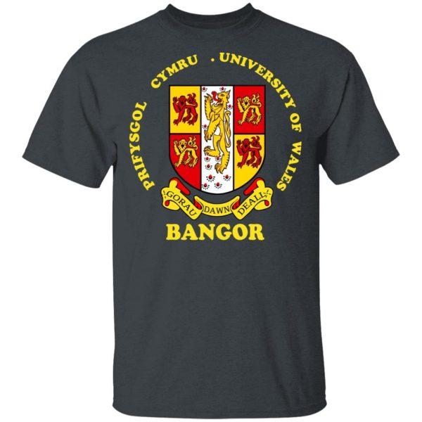 Bangor Prifysgol Cymru University Of Wales Shirt, Hoodie, Tank Apparel 4