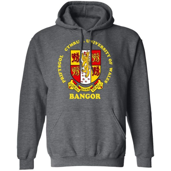 Bangor Prifysgol Cymru University Of Wales Shirt, Hoodie, Tank Apparel 13