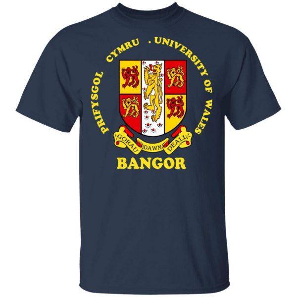 Bangor Prifysgol Cymru University Of Wales Shirt, Hoodie, Tank Apparel 5