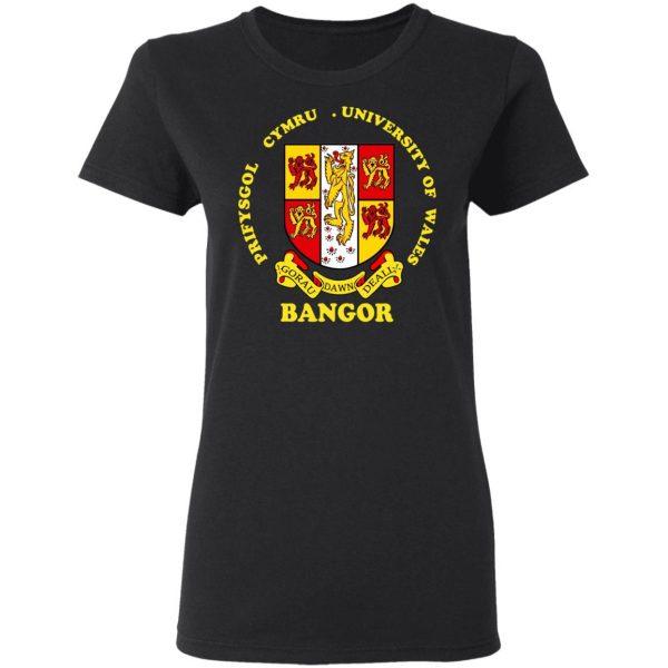 Bangor Prifysgol Cymru University Of Wales Shirt, Hoodie, Tank Apparel 7