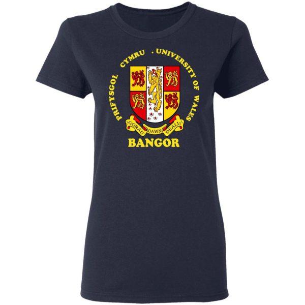 Bangor Prifysgol Cymru University Of Wales Shirt, Hoodie, Tank Apparel 9