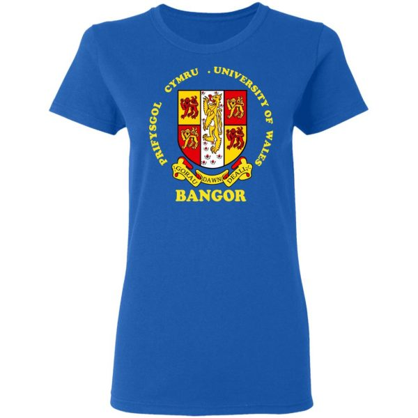 Bangor Prifysgol Cymru University Of Wales Shirt, Hoodie, Tank Apparel 10