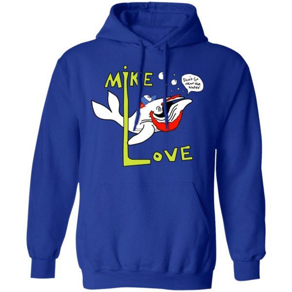 Mike Love Don't Go Near The Water The Beach Boys Shirt, Hoodie, Tank Apparel 14