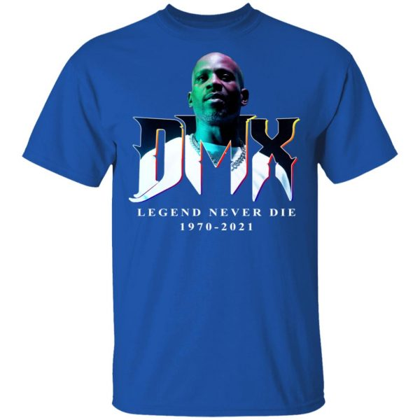 DMX Legend Never Die 1970 2021 Shirt, Hoodie, Tank Apparel 6