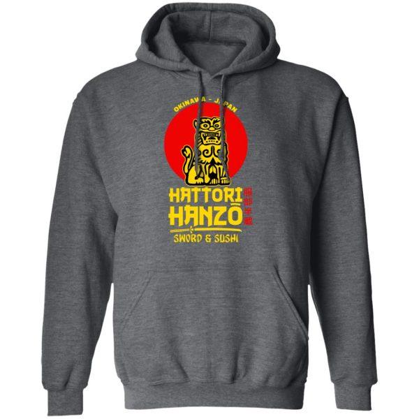 Hattori Hanzo Sword & Sushi Okinawa Japan Shirt, Hoodie, Tank Apparel 13