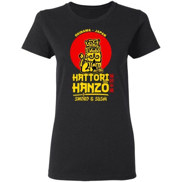 Hattori Hanzo Sword & Sushi Okinawa Japan Shirt, Hoodie, Tank Apparel 7