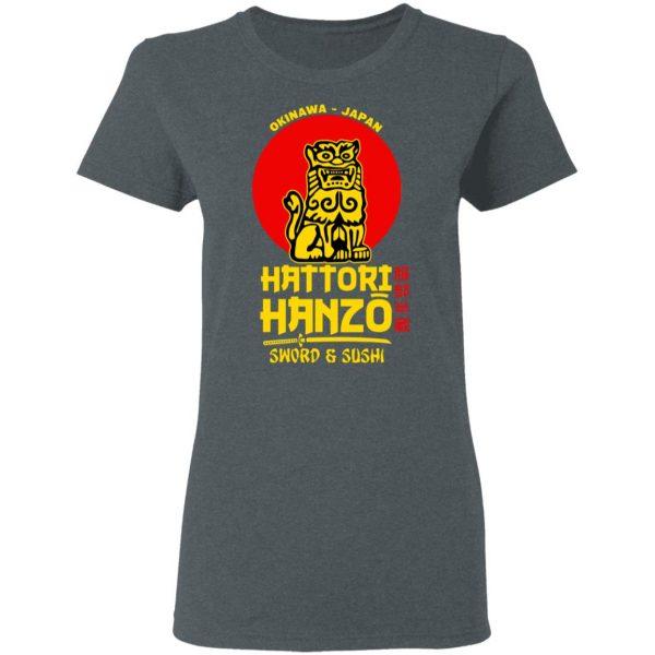 Hattori Hanzo Sword & Sushi Okinawa Japan Shirt, Hoodie, Tank Apparel 8