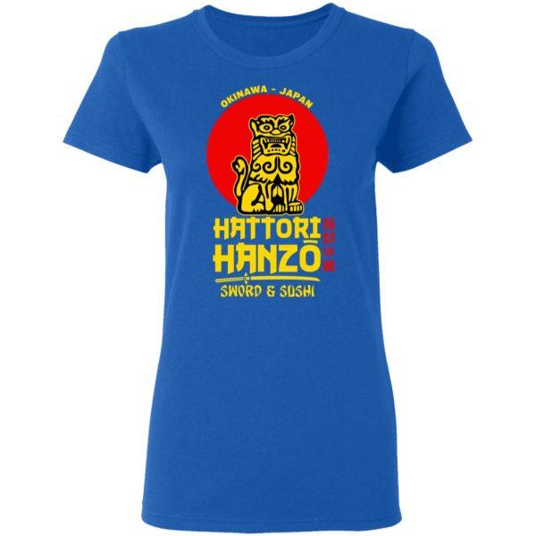 Hattori Hanzo Sword & Sushi Okinawa Japan Shirt, Hoodie, Tank Apparel 10