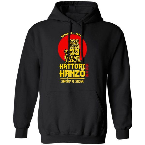 Hattori Hanzo Sword & Sushi Okinawa Japan Shirt, Hoodie, Tank Apparel 11