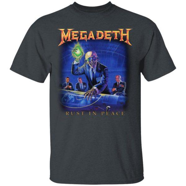 Megadeth Rust In Peace Shirt, Hoodie, Tank Apparel 4