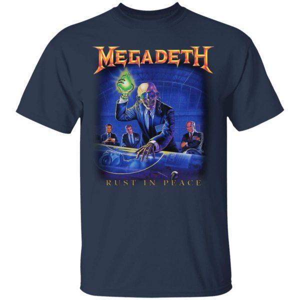 Megadeth Rust In Peace Shirt, Hoodie, Tank Apparel 5