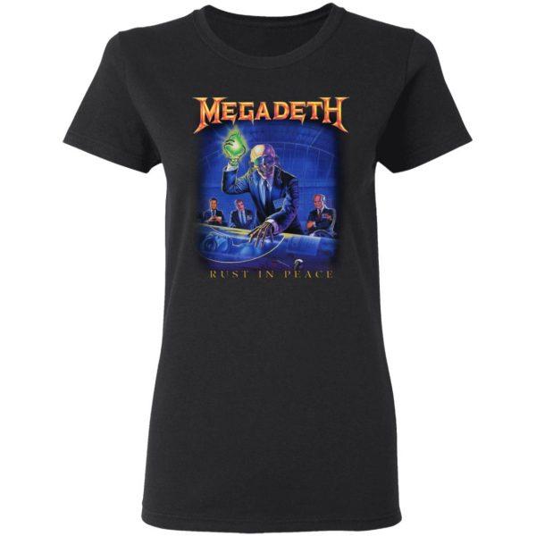Megadeth Rust In Peace Shirt, Hoodie, Tank Apparel 7