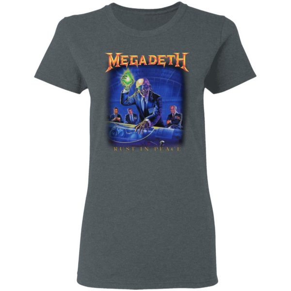 Megadeth Rust In Peace Shirt, Hoodie, Tank Apparel 8