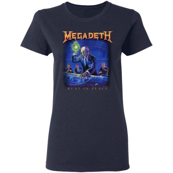 Megadeth Rust In Peace Shirt, Hoodie, Tank Apparel 9