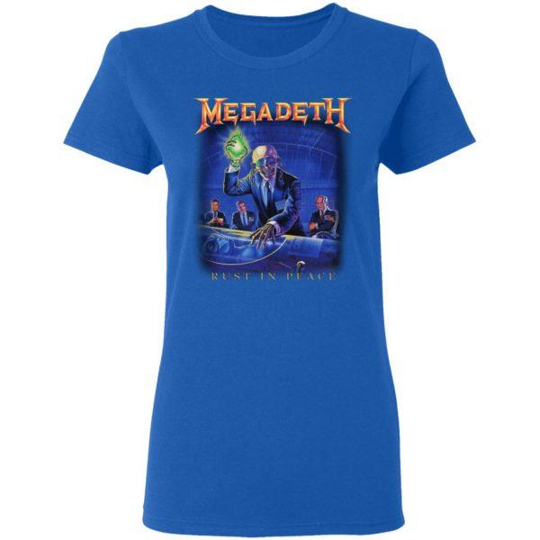 Megadeth Rust In Peace Shirt, Hoodie, Tank Apparel 10