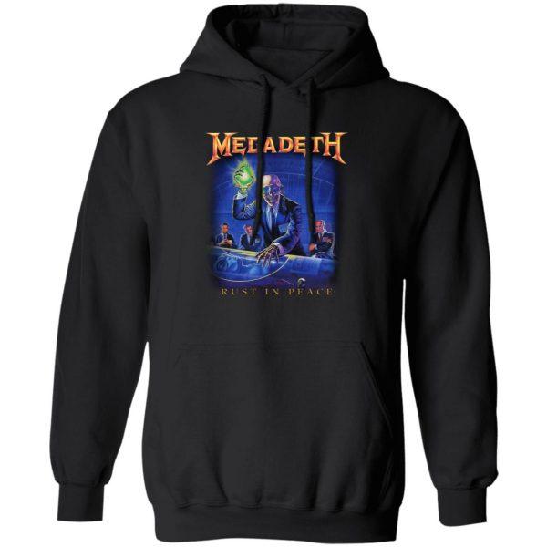 Megadeth Rust In Peace Shirt, Hoodie, Tank Apparel 11