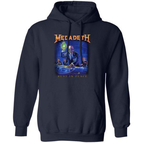 Megadeth Rust In Peace Shirt, Hoodie, Tank Apparel 12