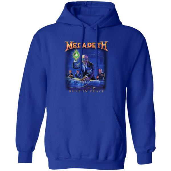 Megadeth Rust In Peace Shirt, Hoodie, Tank Apparel 14