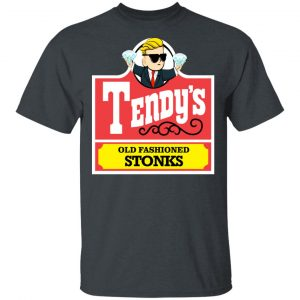 Tendy's Old Fashioned Stonks Shirt, Hoodie, Tank Apparel 2