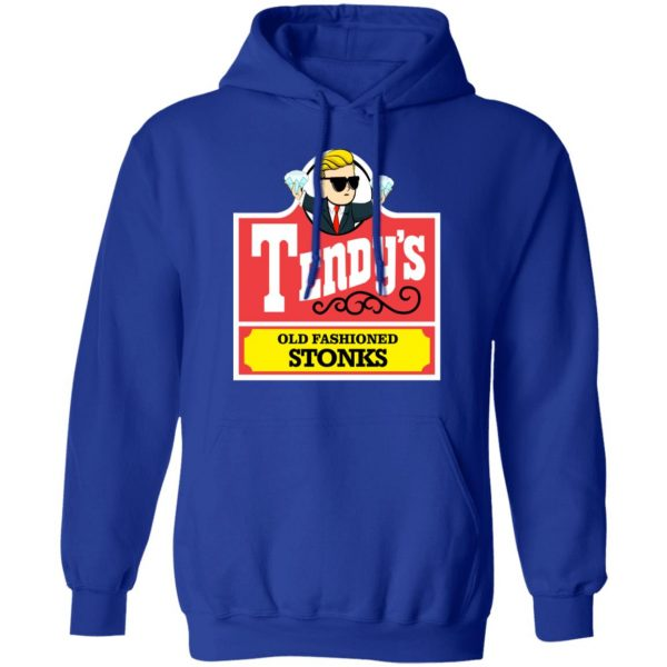 Tendy's Old Fashioned Stonks Shirt, Hoodie, Tank Apparel 14